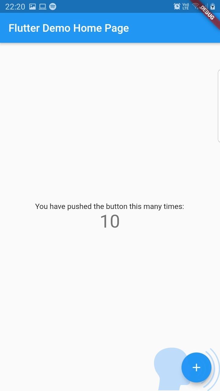 Flutter Örnek Uygulama Android