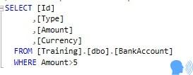 SQL Kayıtları Koşul ile Listeleme