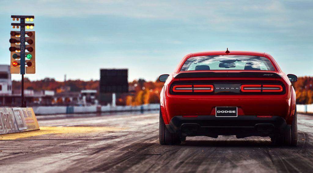 Dodge-demon-drag