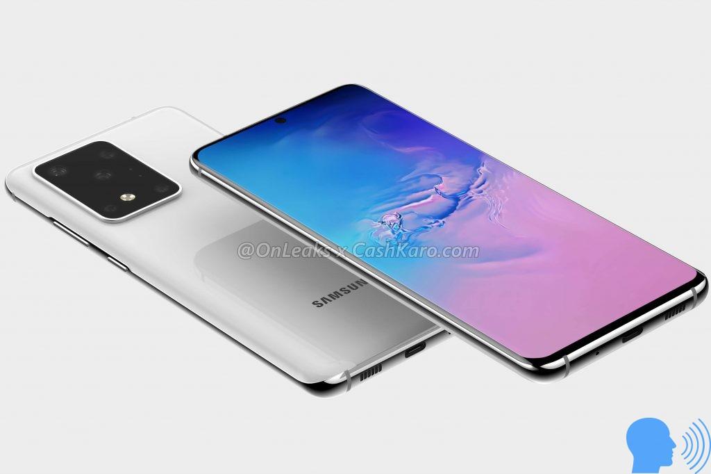 Samsung Galaxy S11+ Kamerası