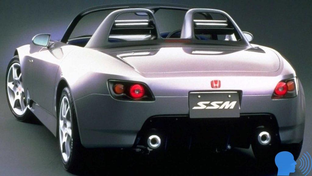 1995 model honda s2000