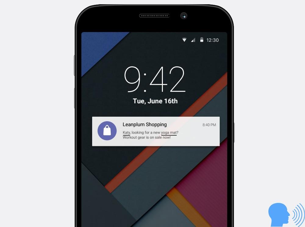 Android uygulama bildirim