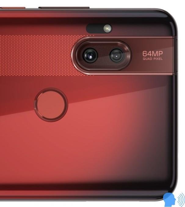 Motorola One Hyper kamerası
