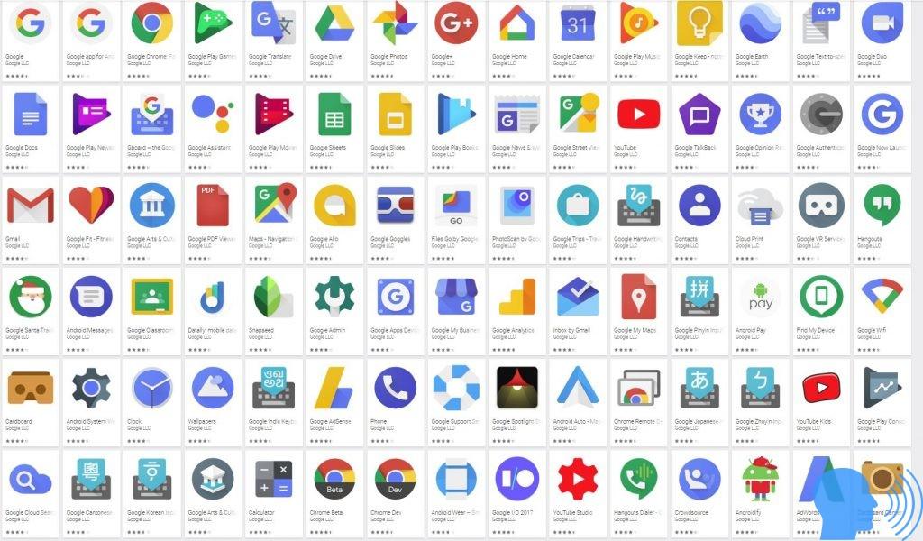 google uygulamaları Google Servisleri Ne İşe Yarar