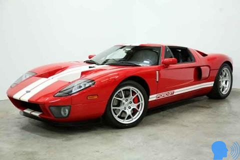 yeni ford gt40