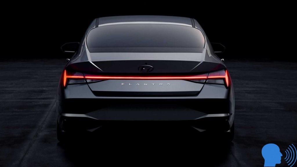 2021 Hyundai Elantra tasarımı