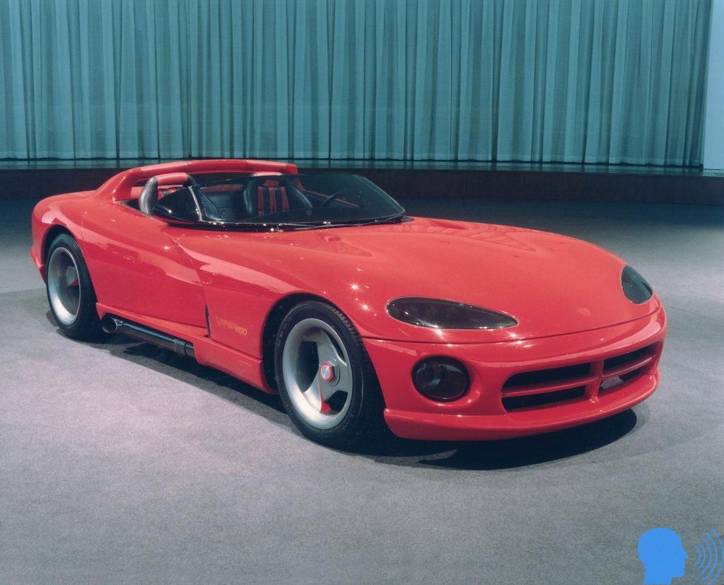 1989 Viper Concept