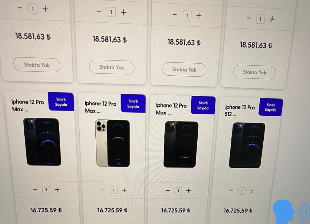 iphone 12 türkiyede ne kadar