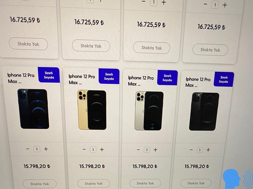 iphone 12 turkcell fiyat
