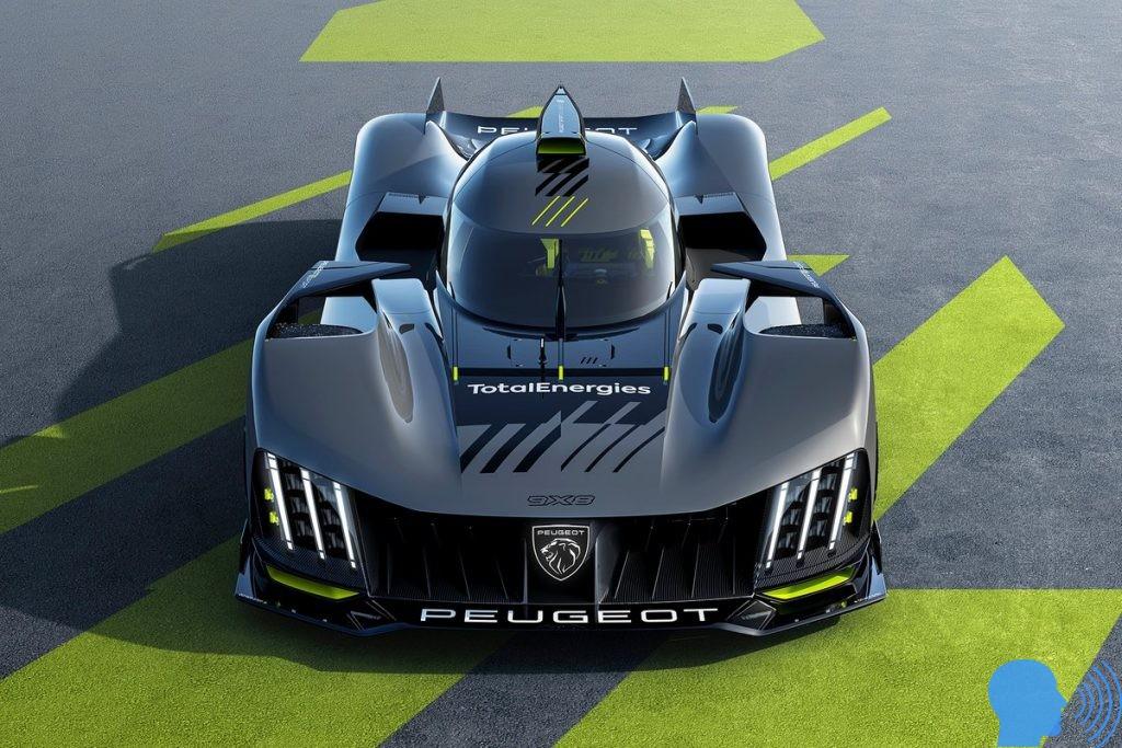 Peugeot 9x8 Le Mans Hypercar özellikleri