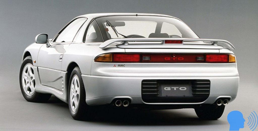 Mitsubishi GTO 3000GT özellikleri